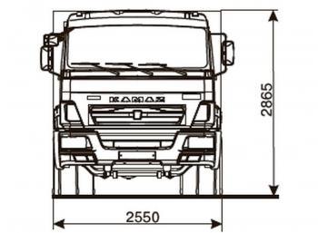 КАМАЗ 65115-7058-48(A5)