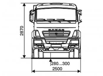 КАМАЗ 65115-3968-48(A5)