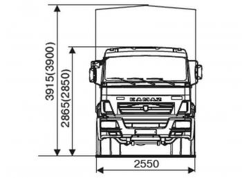КАМАЗ 65117-6010-50