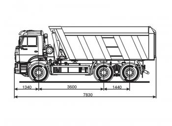 КАМАЗ 6520-6025-49(B5)