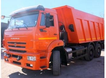 КАМАЗ 6520-6012-53