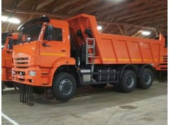 КАМАЗ 6520-6014-53