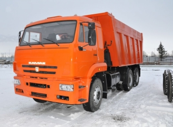 КАМАЗ 6520 2014 года