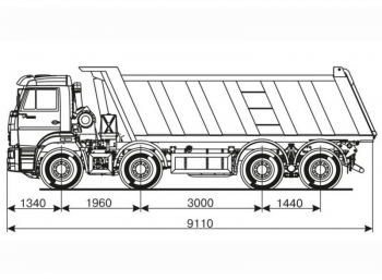 КАМАЗ 65201-6012-49(B5)