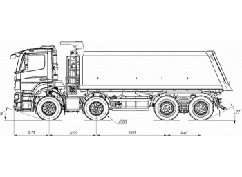 КАМАЗ 65201-001-49(B5)