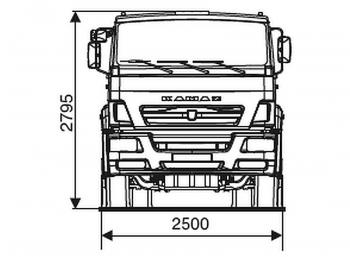 КАМАЗ 65201-3010-49(B5)