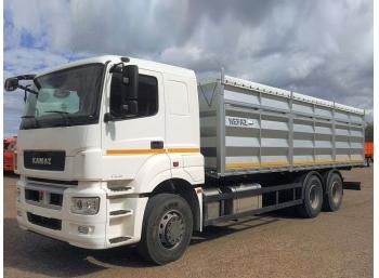 зерновоз КАМАЗ-65207-85002-87