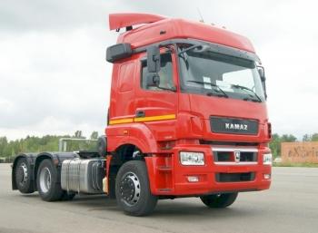 КАМАЗ 65209-001-87(S5)
