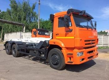 КАМАЗ 6520-3021-49(B5)