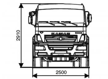 КАМАЗ 6520-3020-49(B5)