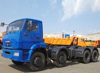 КАМАЗ 6540-3911-48(A5)