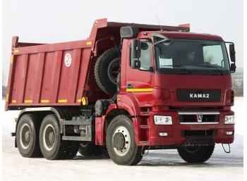 КАМАЗ 6580-160002-27(К5)