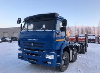 КАМАЗ 65201-49(B5)