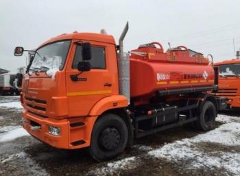 Автотопливозаправщик КАМАЗ 43253