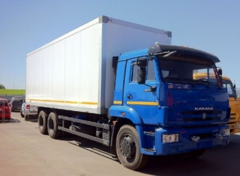 Изотермический фургон КАМАЗ 65117