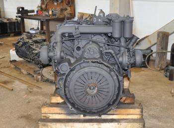 Ремонт двигателей КАМАЗ и Cummins