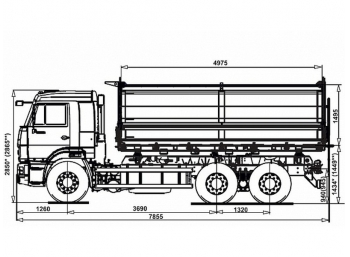КАМАЗ 45144-6051-19(L4)