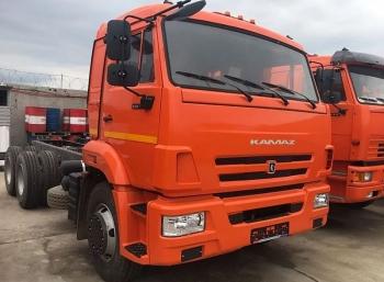 КАМАЗ 65115-3964-50