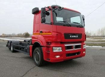 КАМАЗ 65208-1003-87(S5)